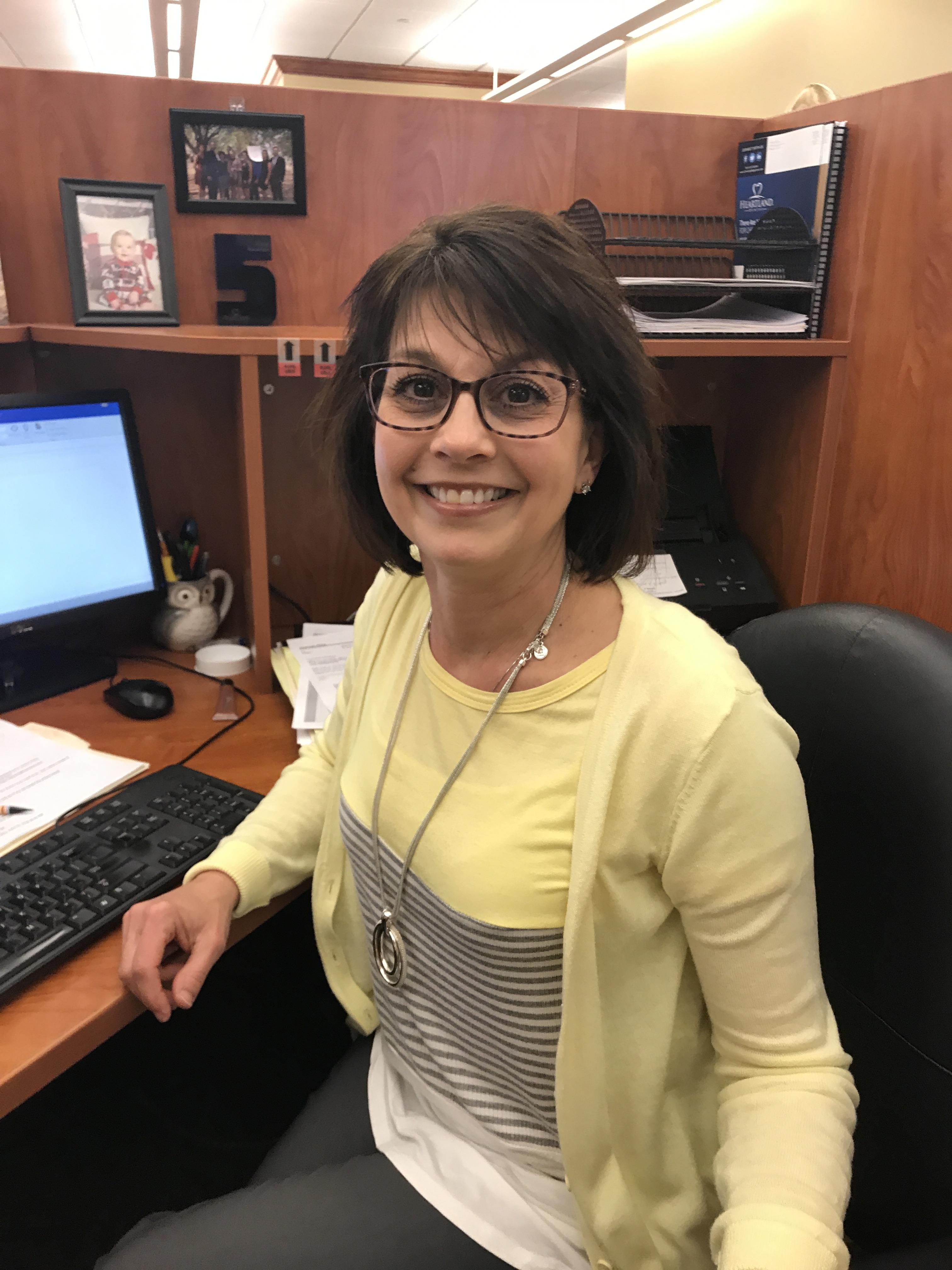 Employee Spotlight: Admin Assistant